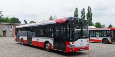 Od poniedziałku zmiana trasy autobusu MPK nr 33