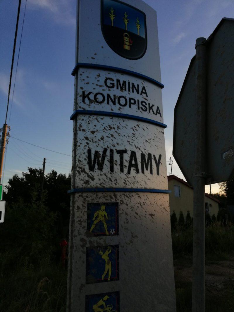 """Miejscowy plan zagospodarowania przestrzennego """"Konopiska – Ulica Jowisza"""""""