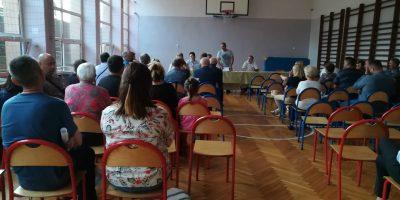 Zebrania wiejskie w gminie Konopiska