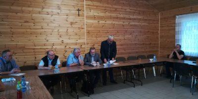 Fundusz sołecki sołectwa Walaszczyki – interweniowała Policja!