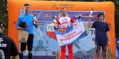 Tomasz Marczak trzeci w Polsce w Mistrzostwach Polski Nordic Walking na dystansie 10 kilometrów